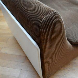 Deux fauteuils Orbis par Luigi Colani pour Cor 1969 vintage 26