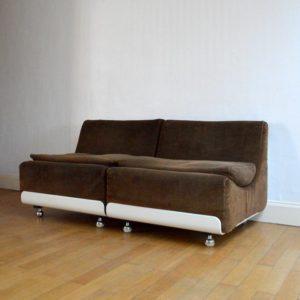 Deux fauteuils Orbis par Luigi Colani pour Cor 1969 vintage 53