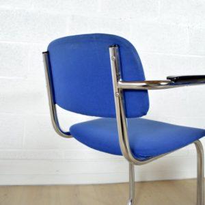 6 chaises Gispen vintage 21