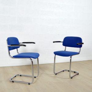 6 chaises Gispen vintage 5