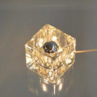 Lampe de table glaçon années 50 / 60