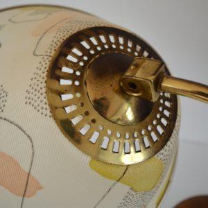 Lampe Temdé 1960s vintage 50