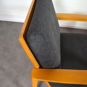 Paire de fauteuils scandinave 1960 vintage 15