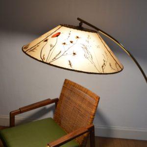 lampadaire 1950 vintage 25