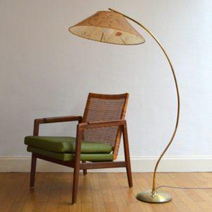 lampadaire 1950 vintage 4