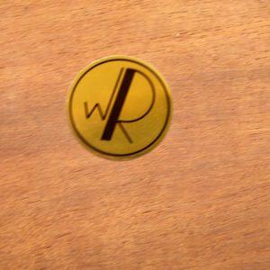 Etagère Wihelm Renz palissandre 1960 vintage 22