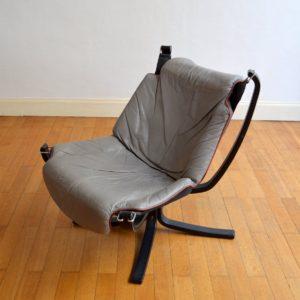 fauteuil Falcon par Sigurd Ressell 1960 vintage 2