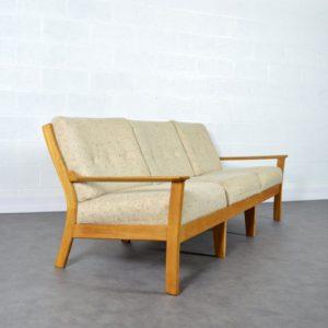 Canapé scandinave années 60 vintage 8