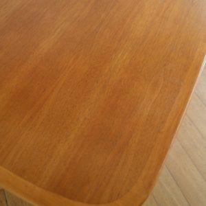 Table basse scandinave 1960 vintage 21