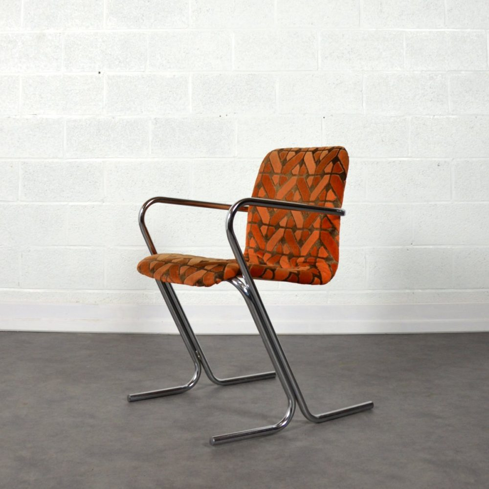 Chaise TAVO 1970 vintage