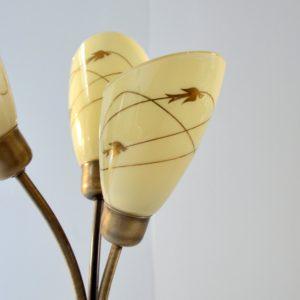 Lampe de table 1950 vintage 12