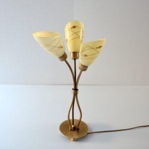 Lampe de table 1950 vintage 22