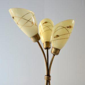 Lampe de table 1950 vintage 5