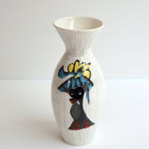 Vase Italie 1950 vintage 4