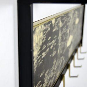 Porte manteaux cygnes vintage 13