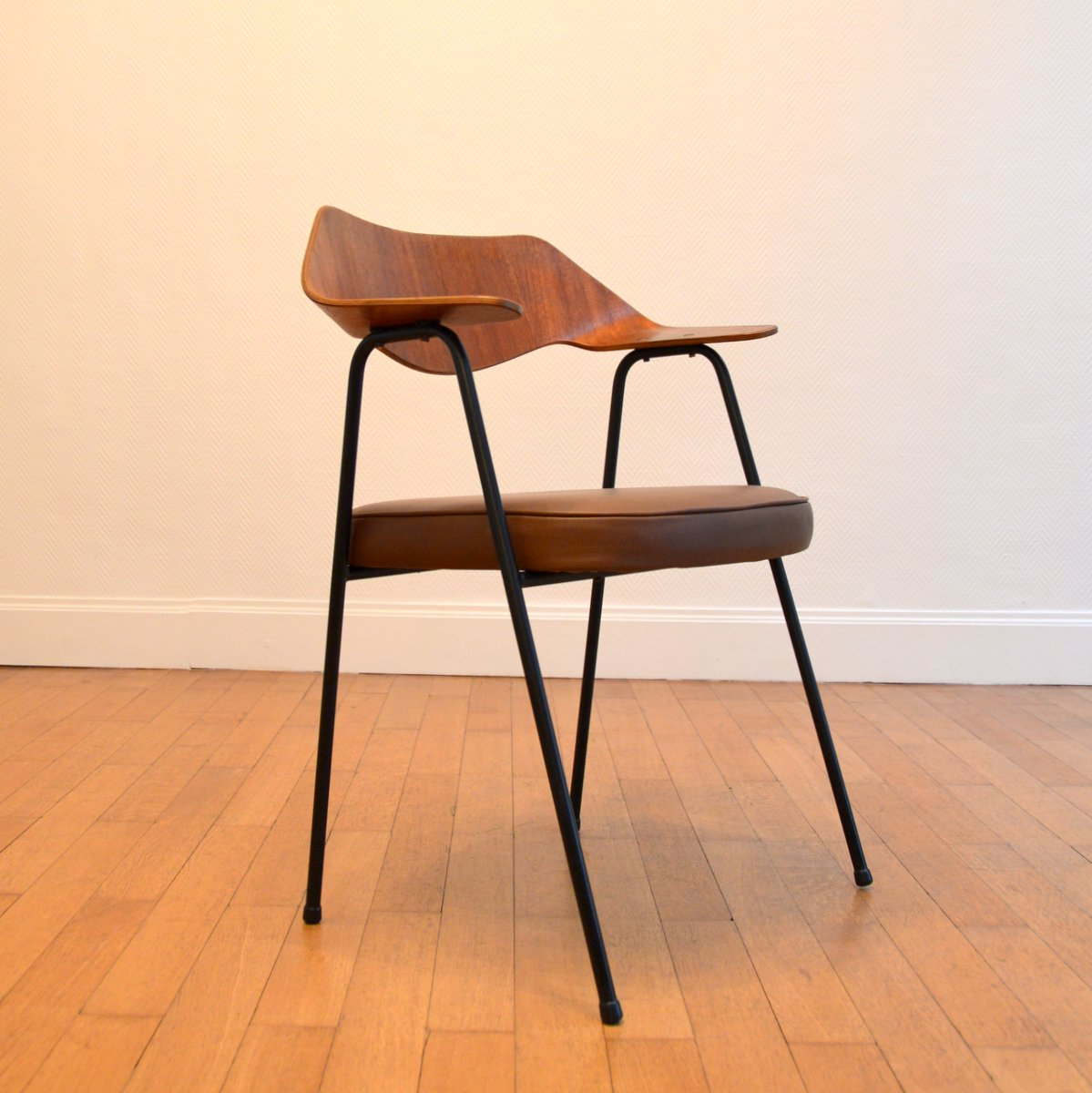 Rare Fauteuil Robin Day Pour Airborne 1955s