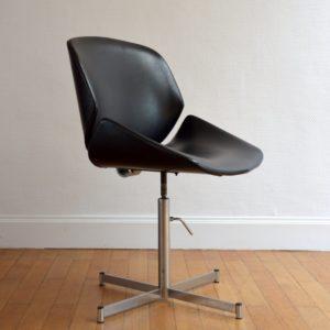 Chaise de bureau design vintage 28