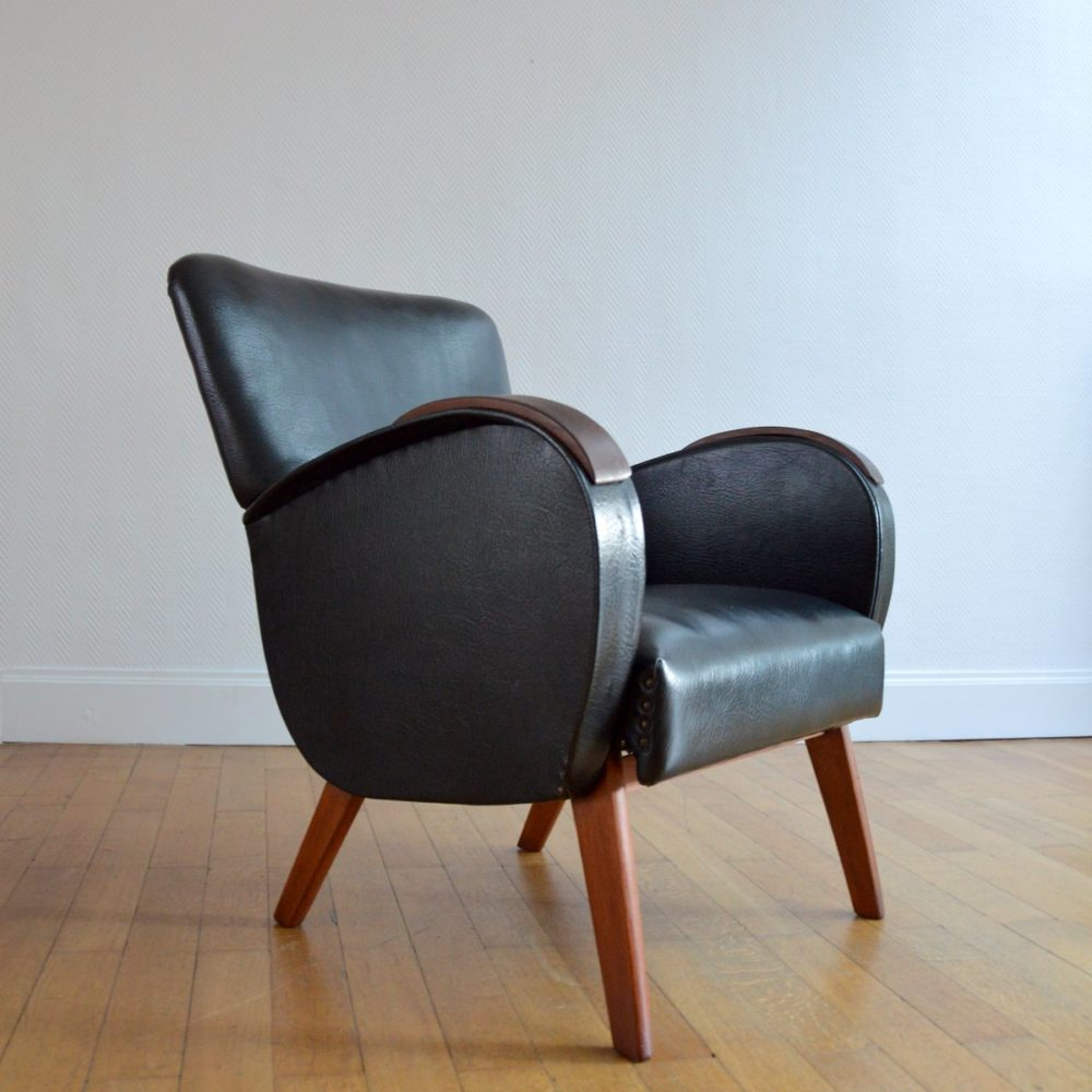 Fauteuil cocktail 1960s