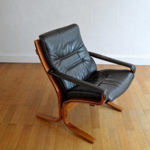 Fauteuil siesta scandinave vintage 24