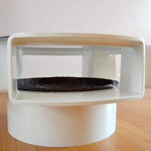 Table basse Jean Maneval space age vintage 21