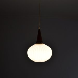 suspension scandinave 1960 vintage 3