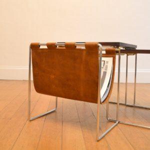 tables gigognes avec porte-revues Brabantia 10