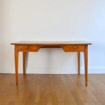 Bureau en bois vintage 3