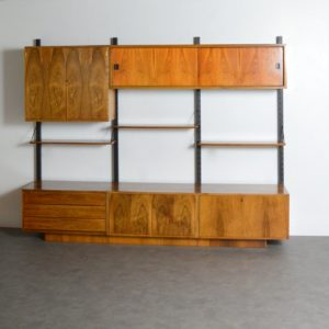 Système mural : modulable wall units scandinave vintage 3
