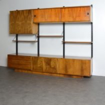 Système mural : modulable wall units scandinave vintage 7
