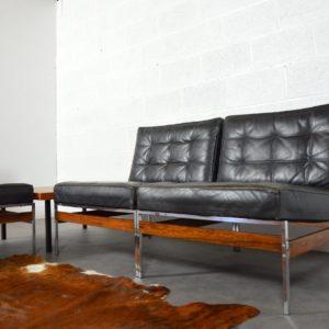 Chauffeuses : Sofa Design 1960 vintage 20