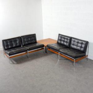 Chauffeuses : Sofa Design 1960 vintage 4