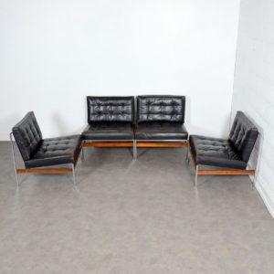 Chauffeuses : Sofa Design 1960 vintage 63