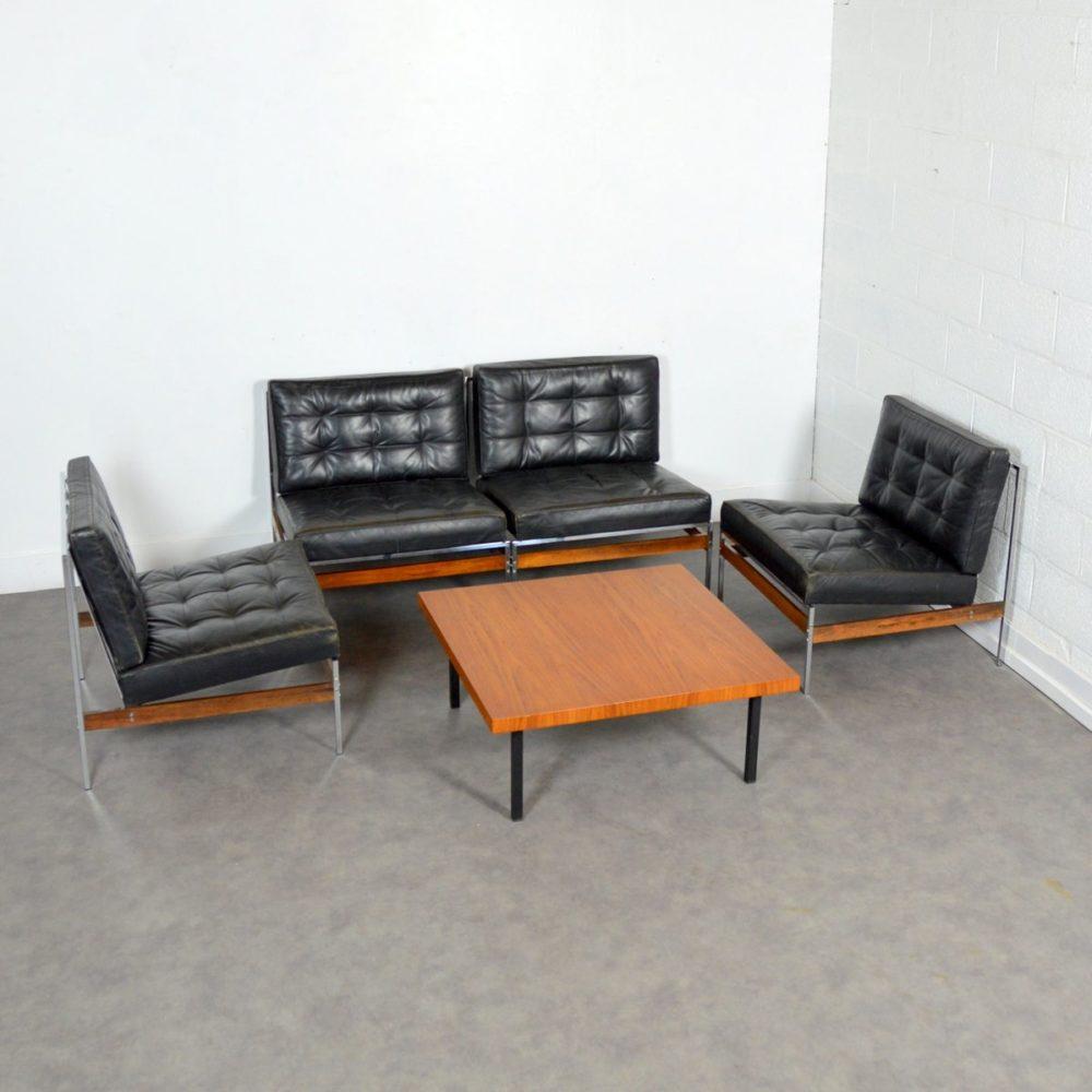 Table basse / Table d'appoint Danoise années 50