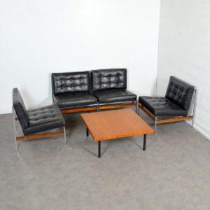 Chauffeuses : Sofa Design 1960 vintage 68