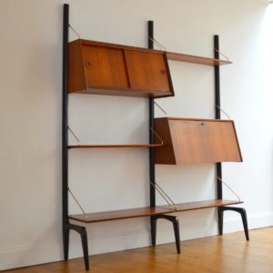 Wall units Louis Van Teeffelen 1950 vintage 56
