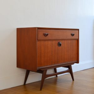 Commode Louis Van Teeffelen 1960 vintage 11