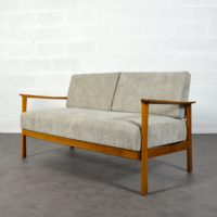 Daybed : Sofa Knoll 1960 vintage 23