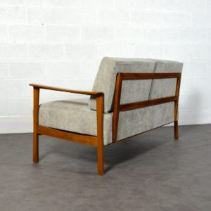Daybed : Sofa Knoll 1960 vintage 31