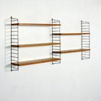Grande étagère String par Nisse Strinning 1960s