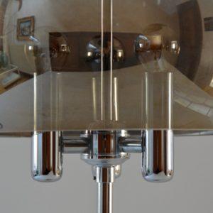 Lampe de table Doria 1960 vintage 11