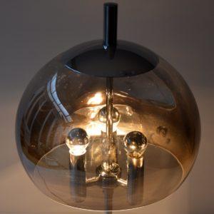Lampe de table Doria 1960 vintage 28