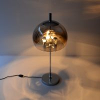 Lampe de table Doria 1960 vintage 29