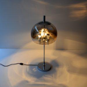 Lampe de table Doria 1960 vintage 31