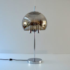 Lampe de table Doria 1960 vintage 5