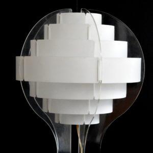 Lampe de table par Flemming Brylle & Preben Jacobsen 1960s vintage 25