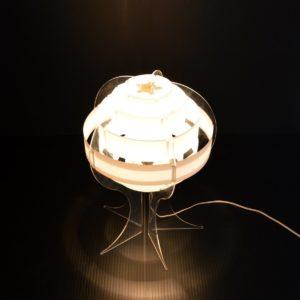 Lampe de table par Flemming Brylle & Preben Jacobsen 1960s vintage 32