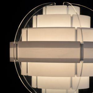 Lampe de table par Flemming Brylle & Preben Jacobsen 1960s vintage 34