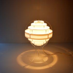 Lampe de table par Flemming Brylle & Preben Jacobsen 1960s vintage 49