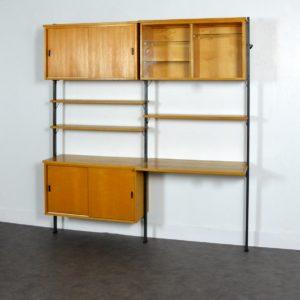 bibliothèque – bureau Olof Pira String 11
