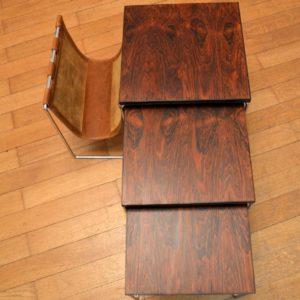 tables gigognes avec porte-revues Brabantia 20